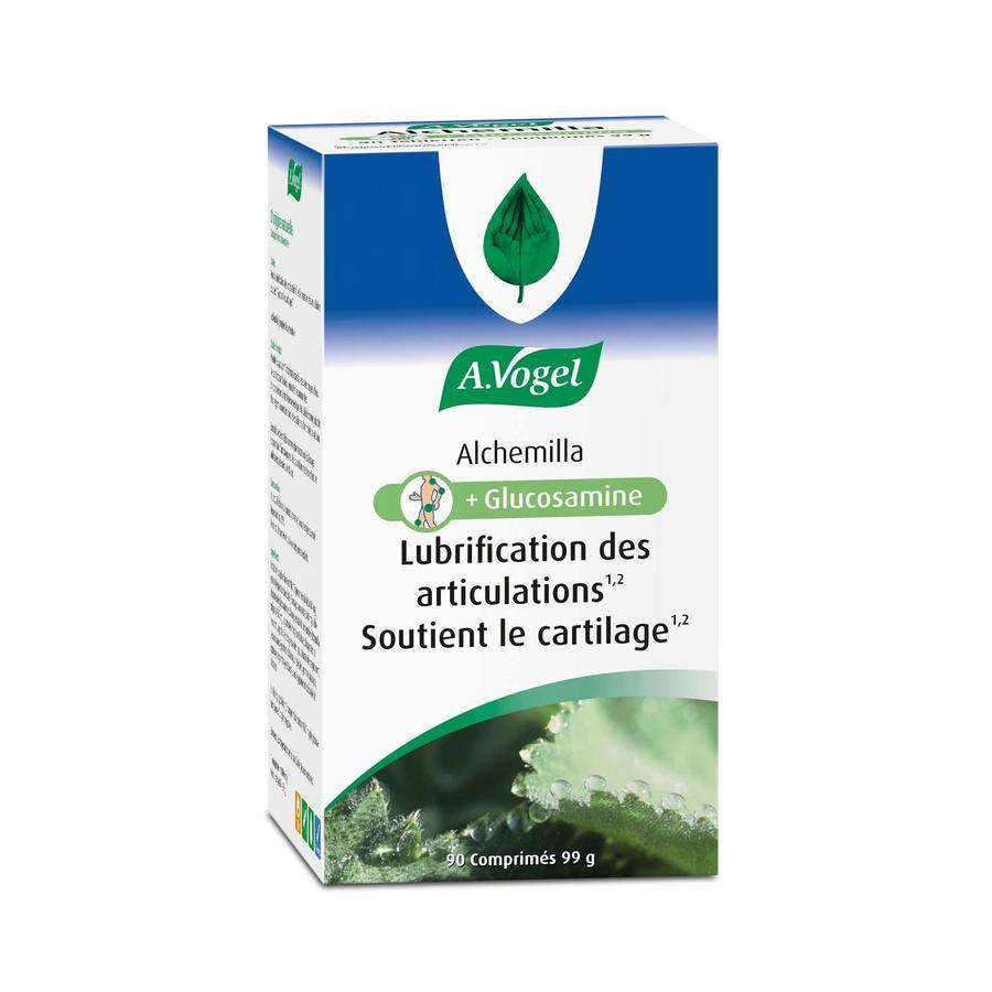 Image of A.Vogel alchemilla + glucosamine