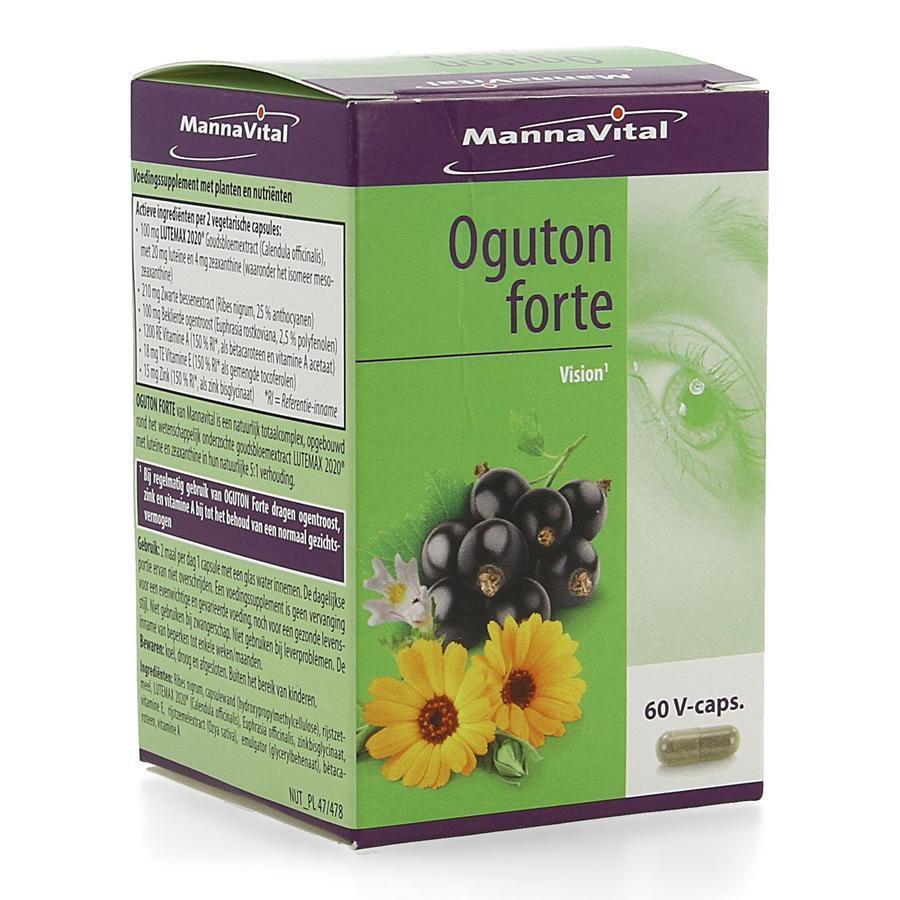 Mannavital Oguton Forte