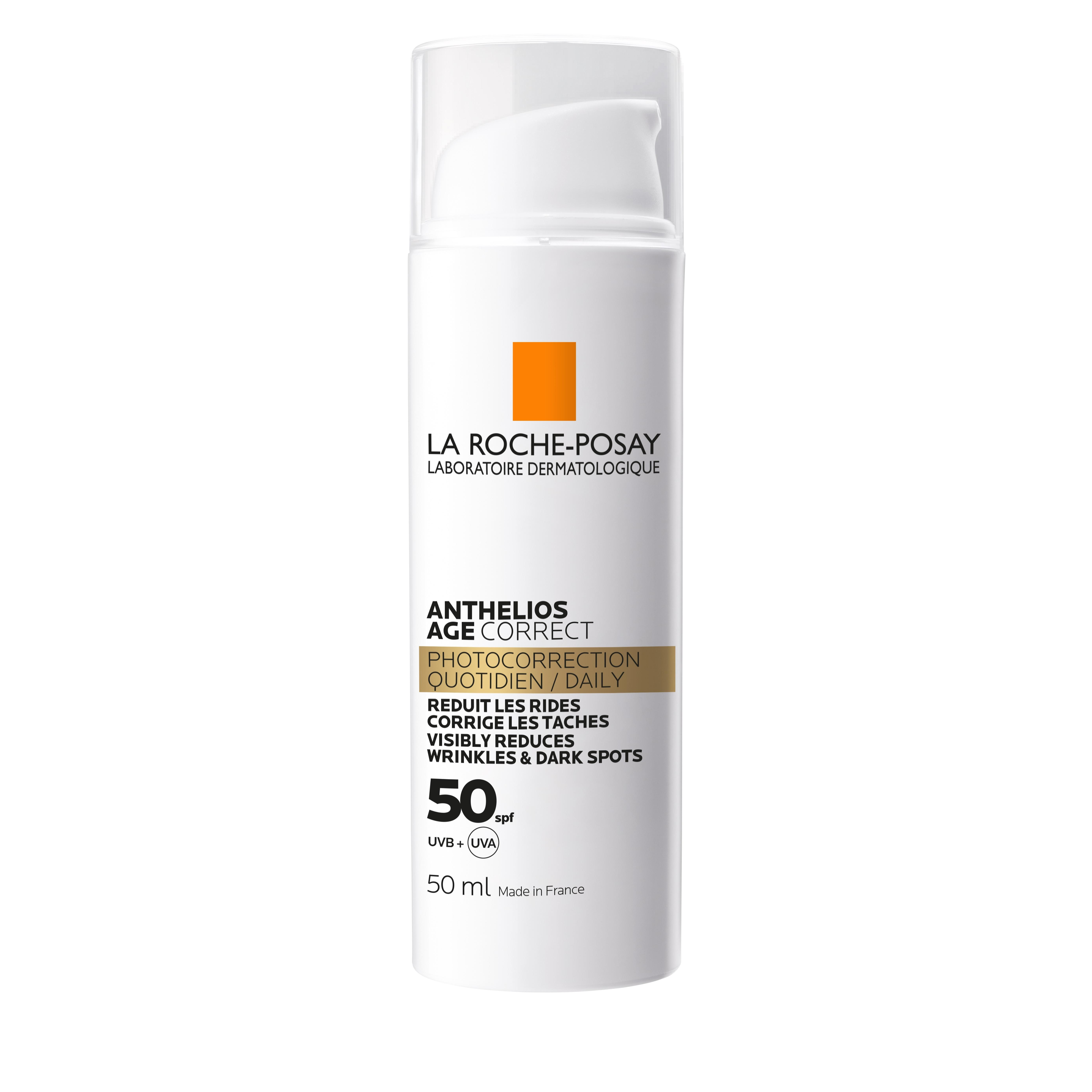 Image of La Roche Posay Anthelios Age-correct SPF50+