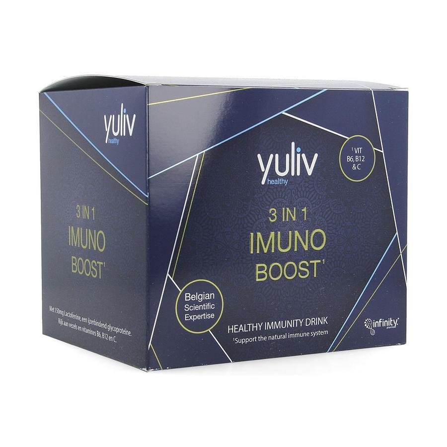 Image of Yuliv 3 en 1 ImunoBoost