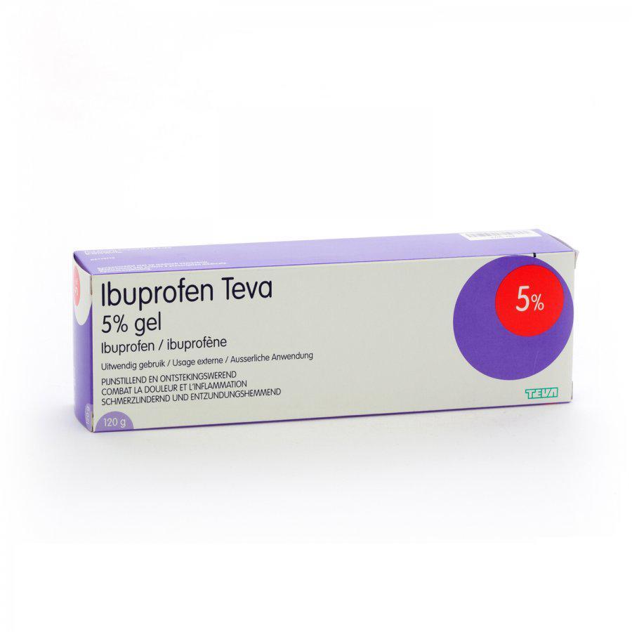 Image of Ibuprofen Teva 5%