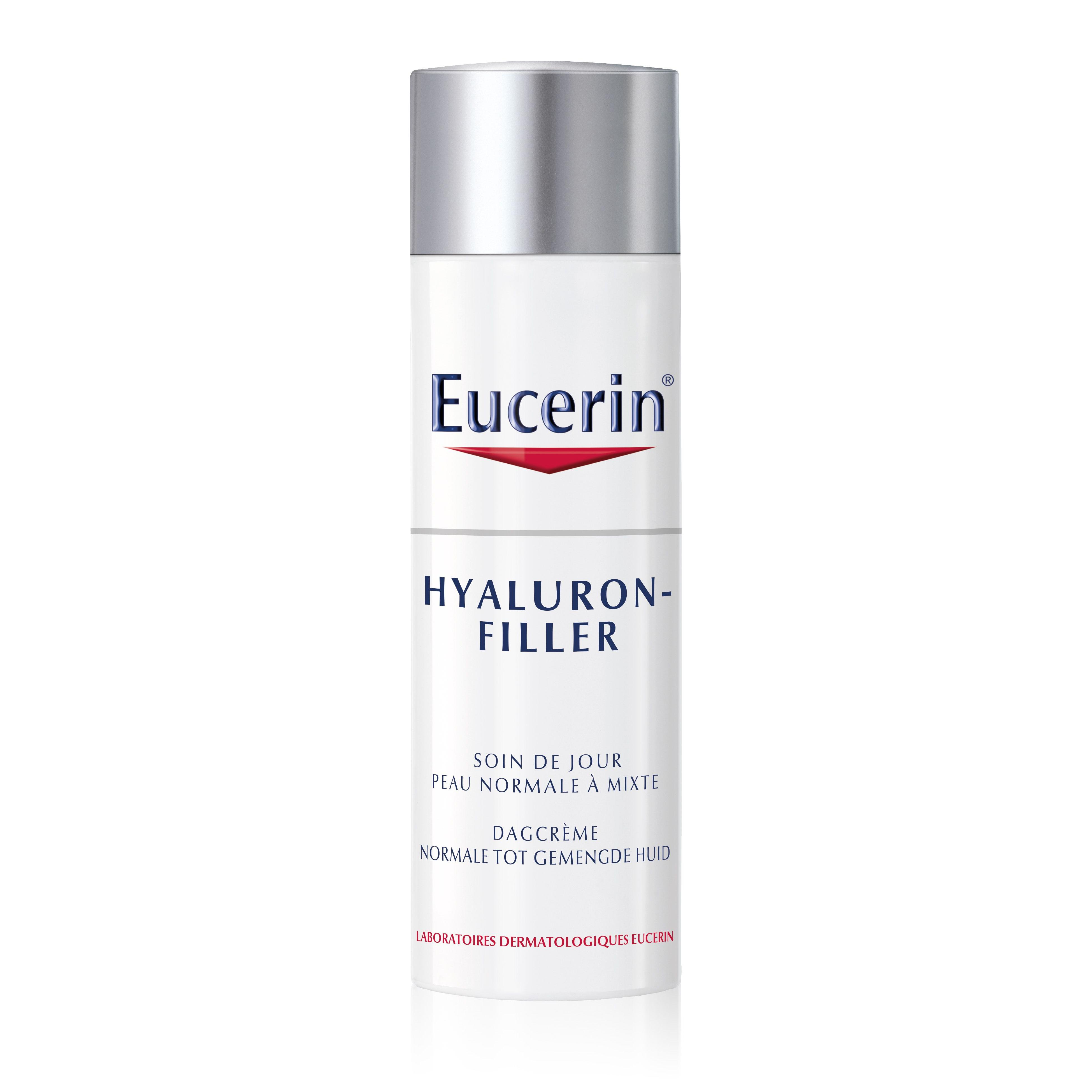 Eucerin Hyalur Fill Dagcrm Lt 50ml