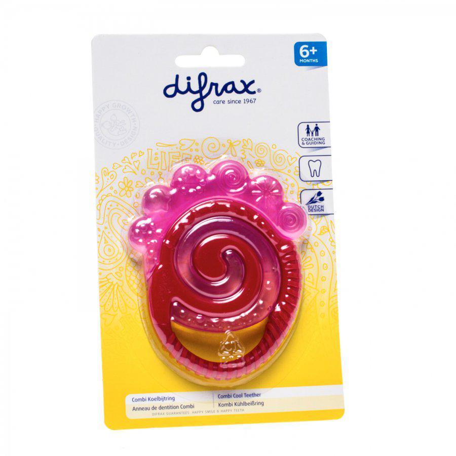 Image of Difrax anneau de dentition combi 6mois+