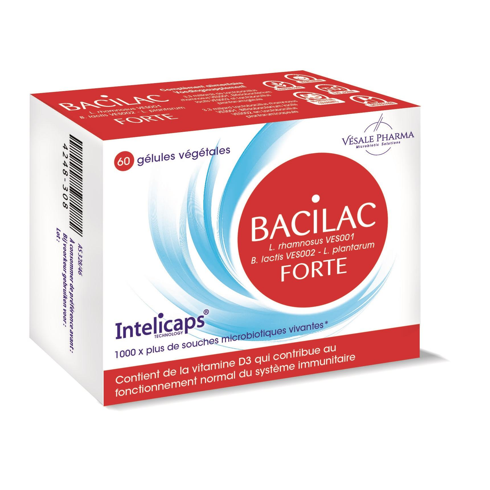 Image of Bacilac Forte Intelicaps