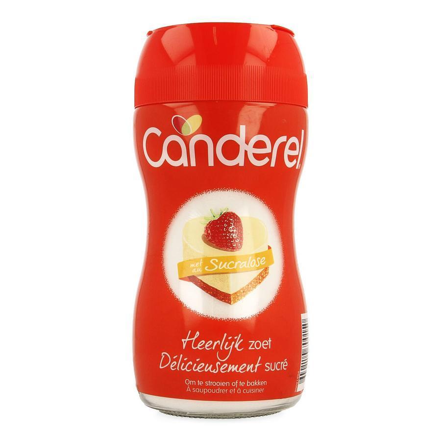 Image of Canderel sucralose poudre