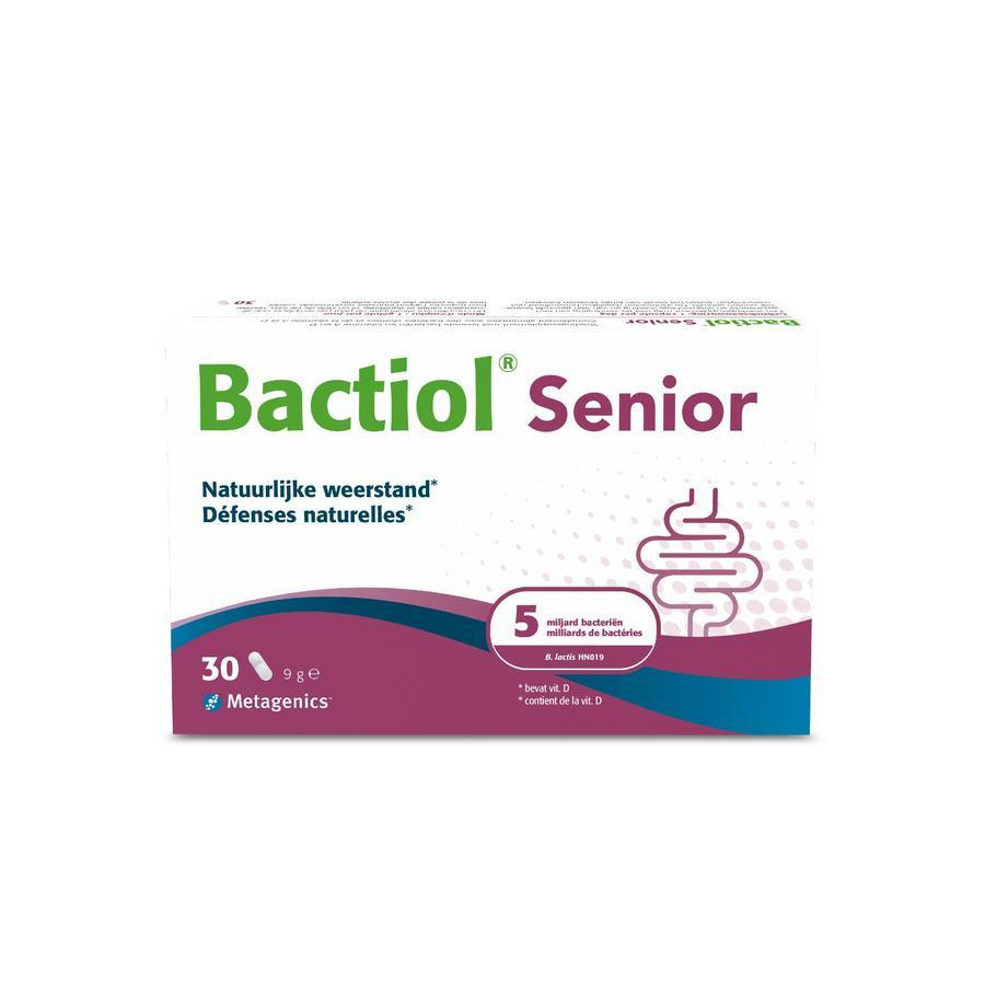 Image of Metagenics Bactiol Senior