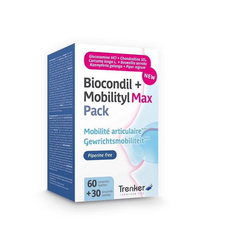 Image of Biocondil + Mobilityl Max pack
