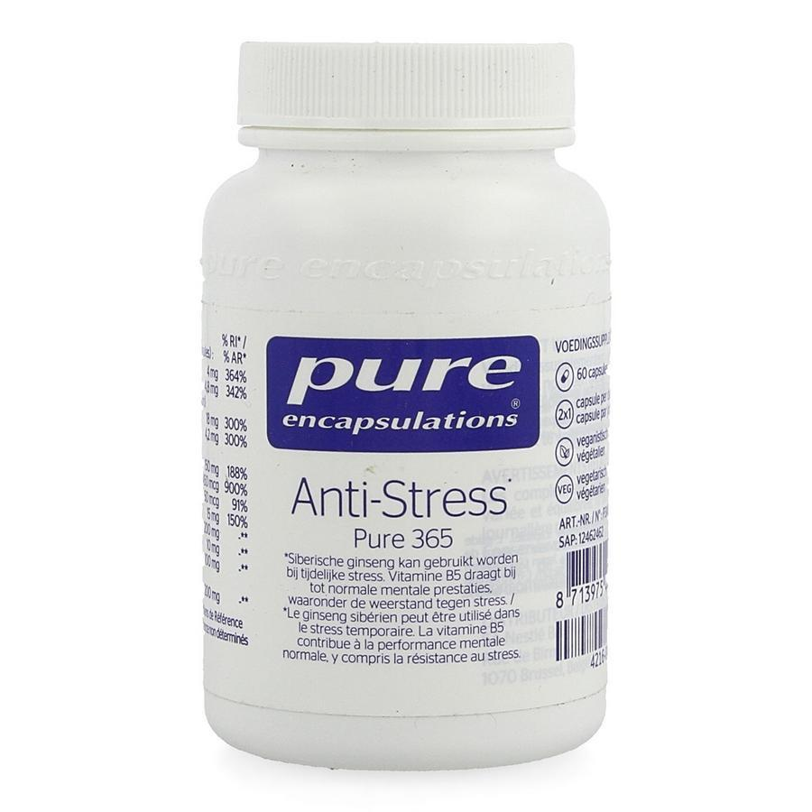 Image of Pure Encapsulations Anti-stress Pure365