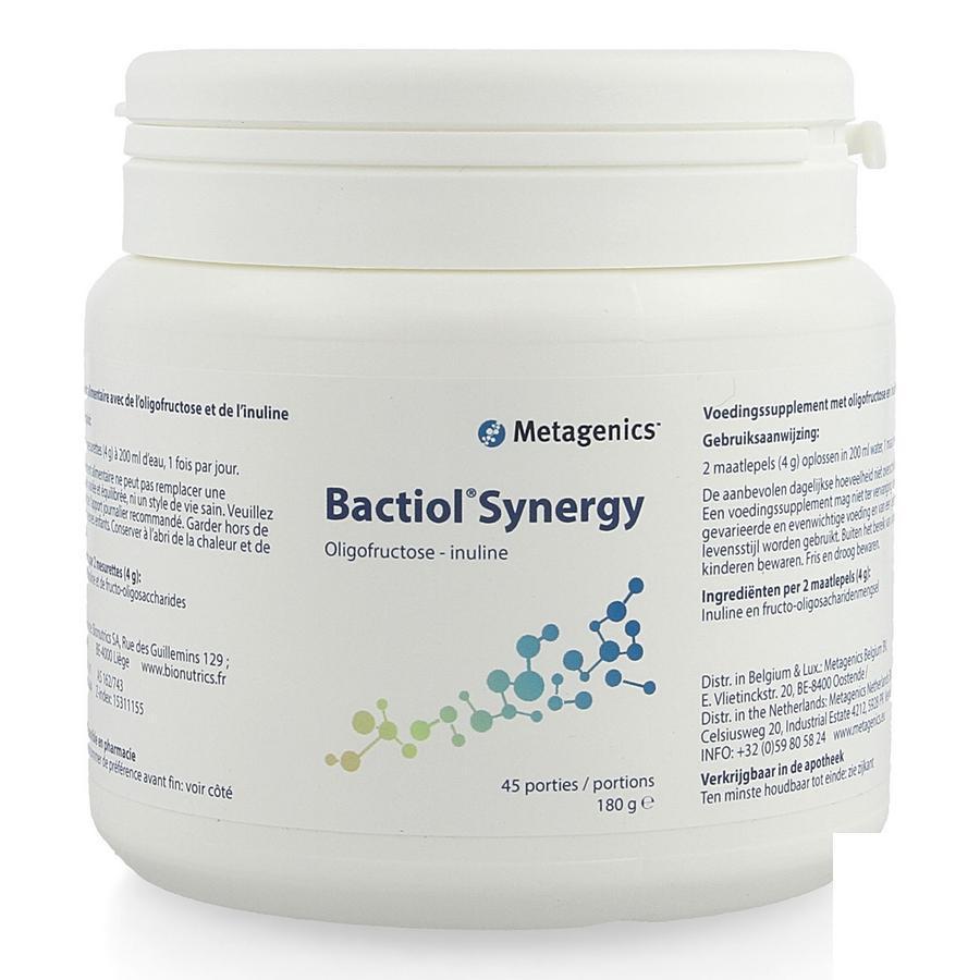 Image of Metagenics Bactiol Synergy NF