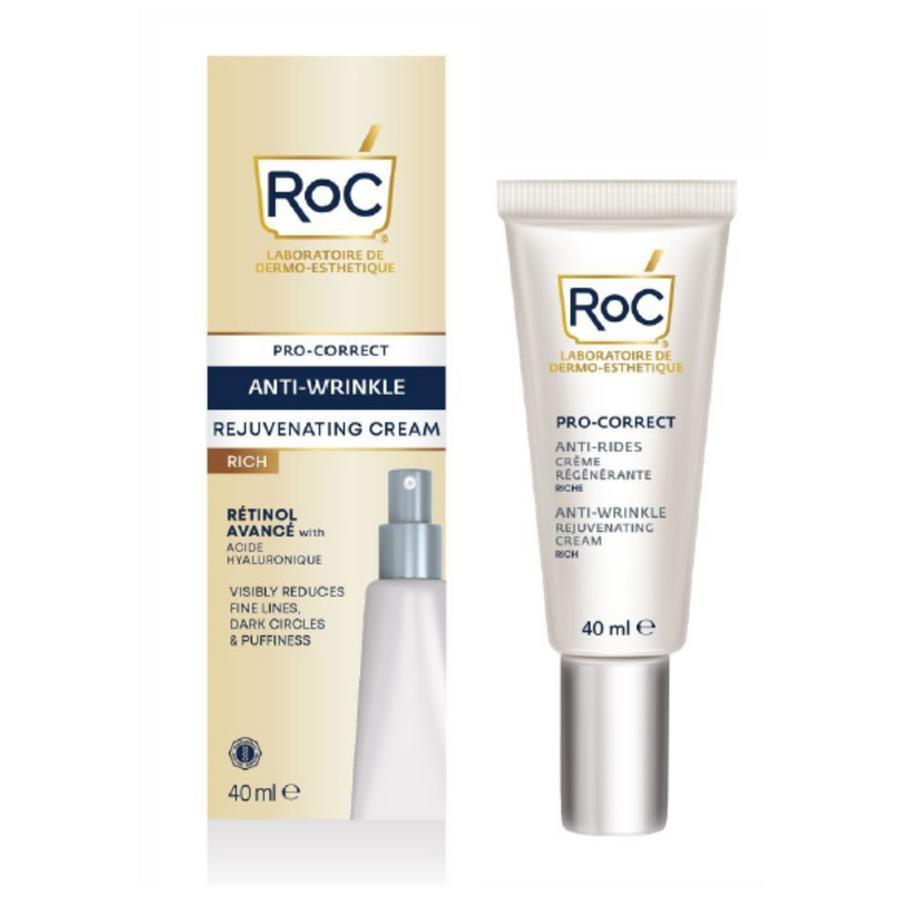 Image of Roc Pro-correct Crème régénérante riche
