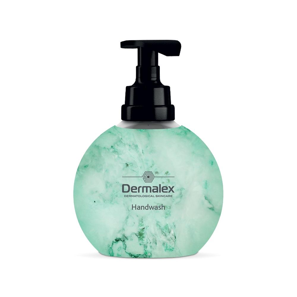 Dermalex Handwash mint marble