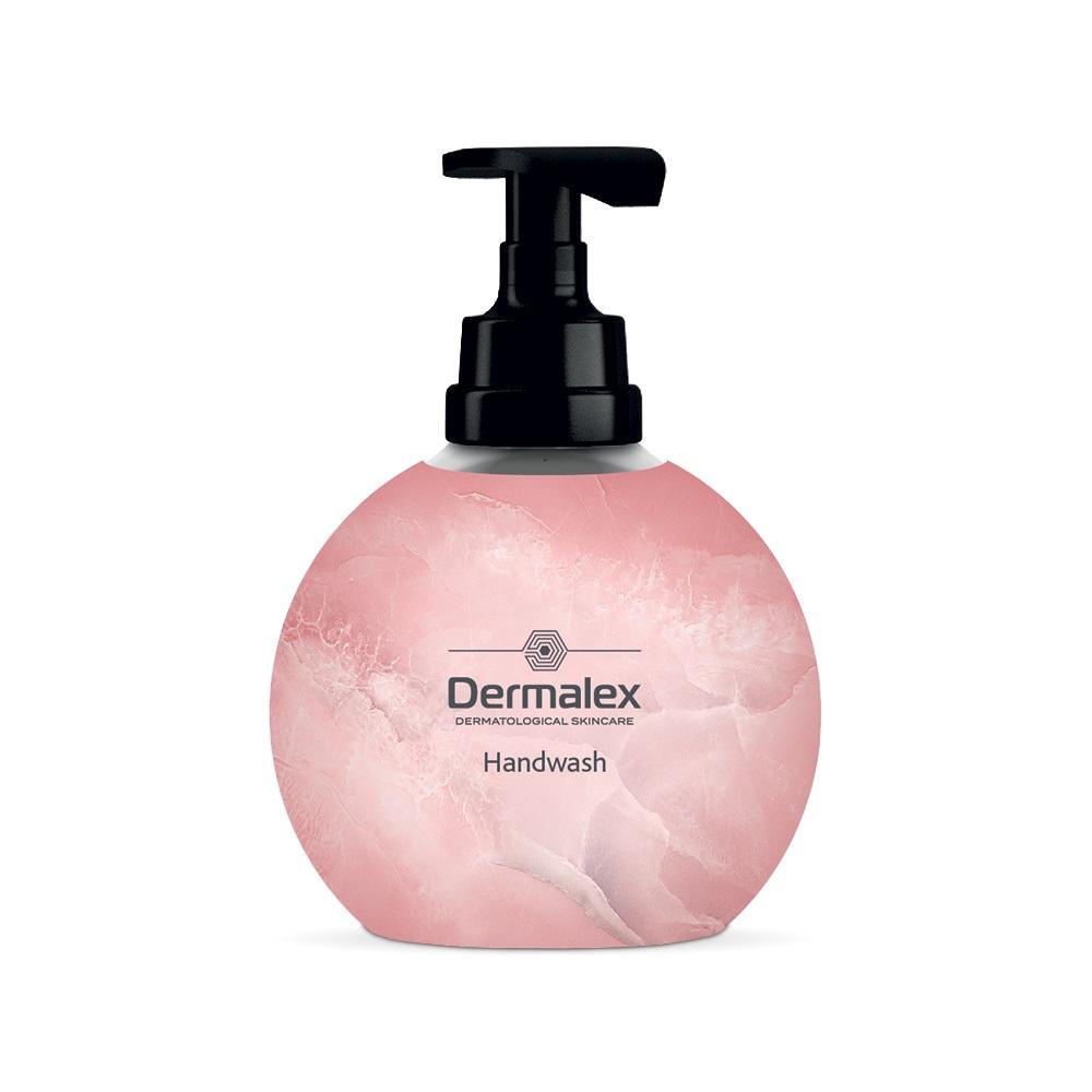 Dermalex Handwash roze marble