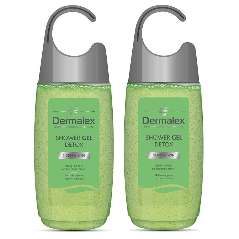 Dermalex Detox douchegel Duo