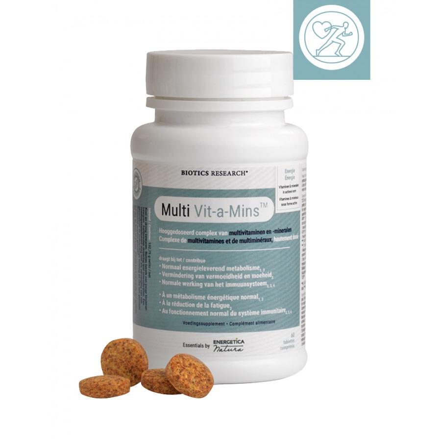 Biotics Multi Vit-a-mins