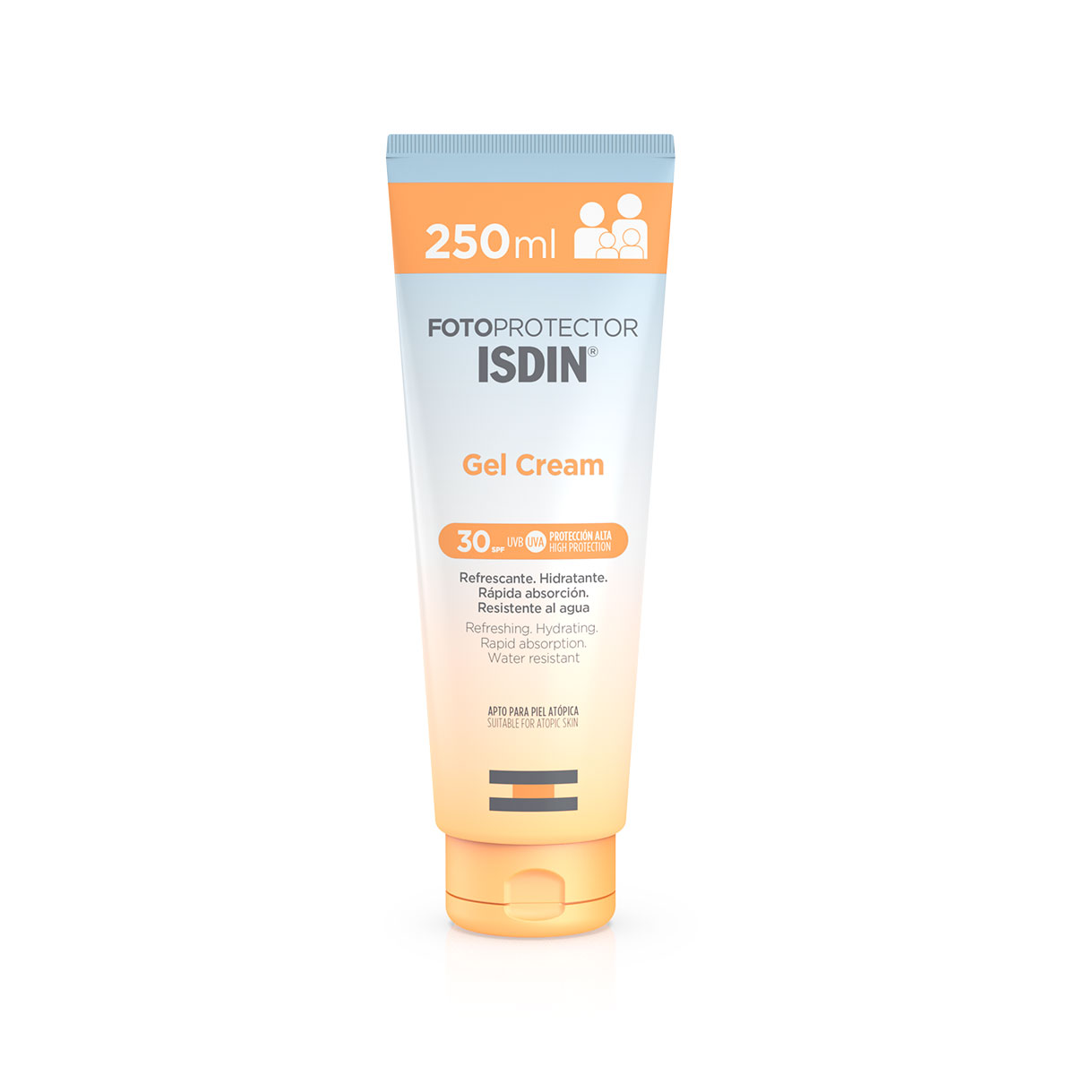 Image of Isdin Fotoprotector Gel-crème SPF30