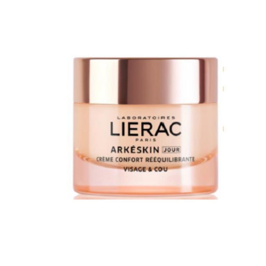 Image of Lierac Arkéskin Crème Confort Rééquilibrante Jour