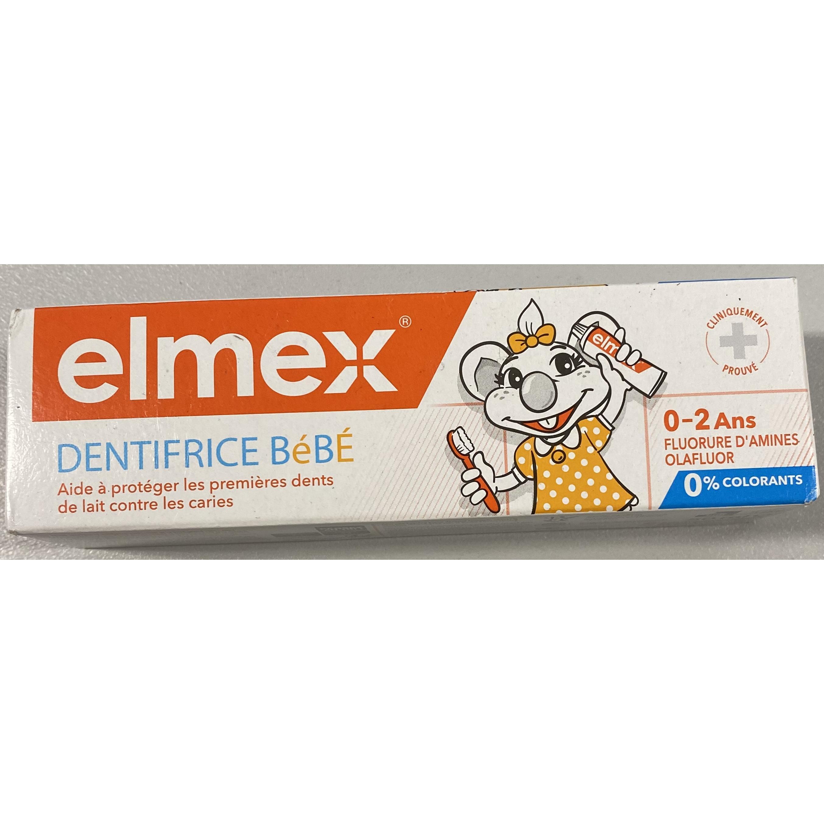 Image of Elmex Bébé