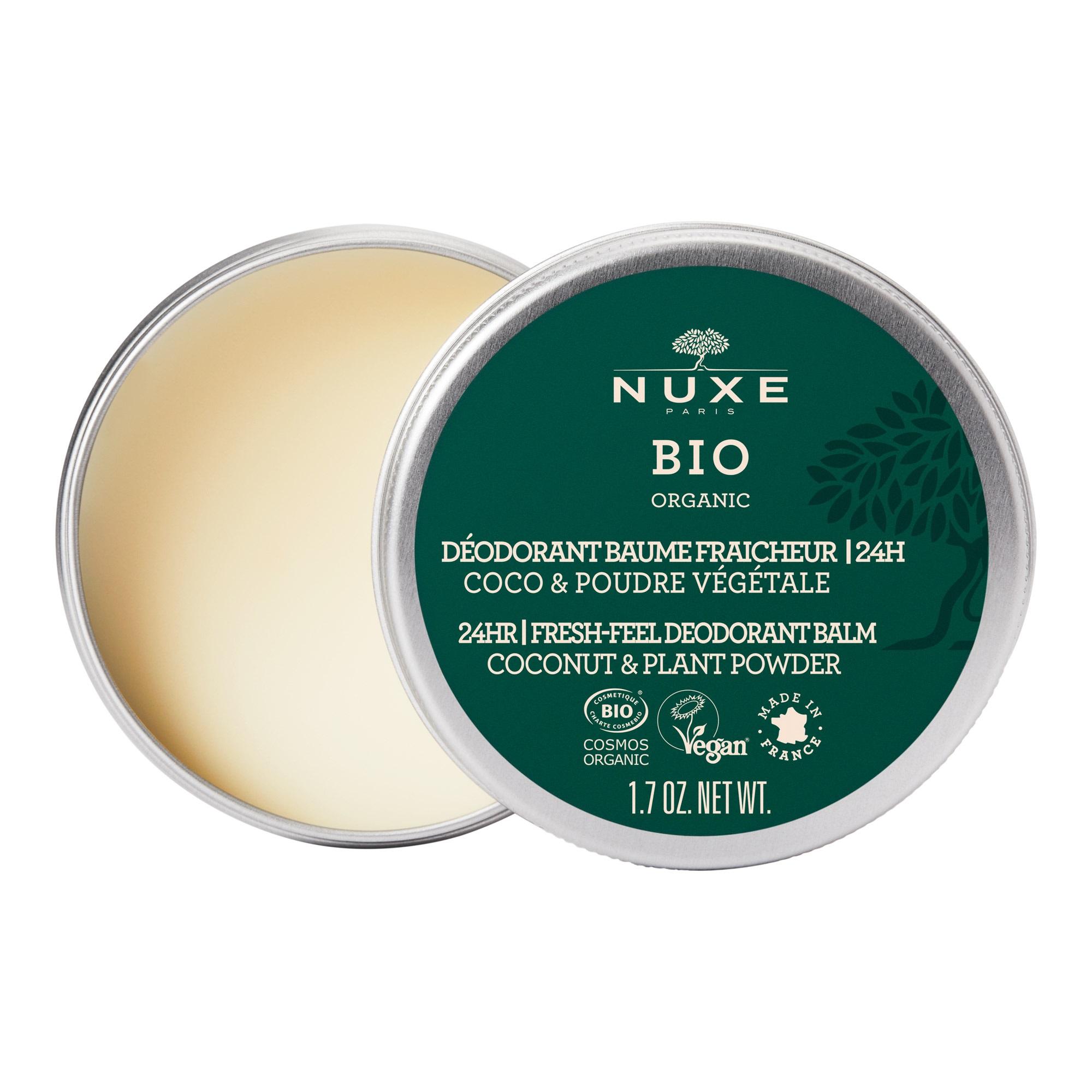 Image of Nuxe Bio Déodorant baume fraicheur