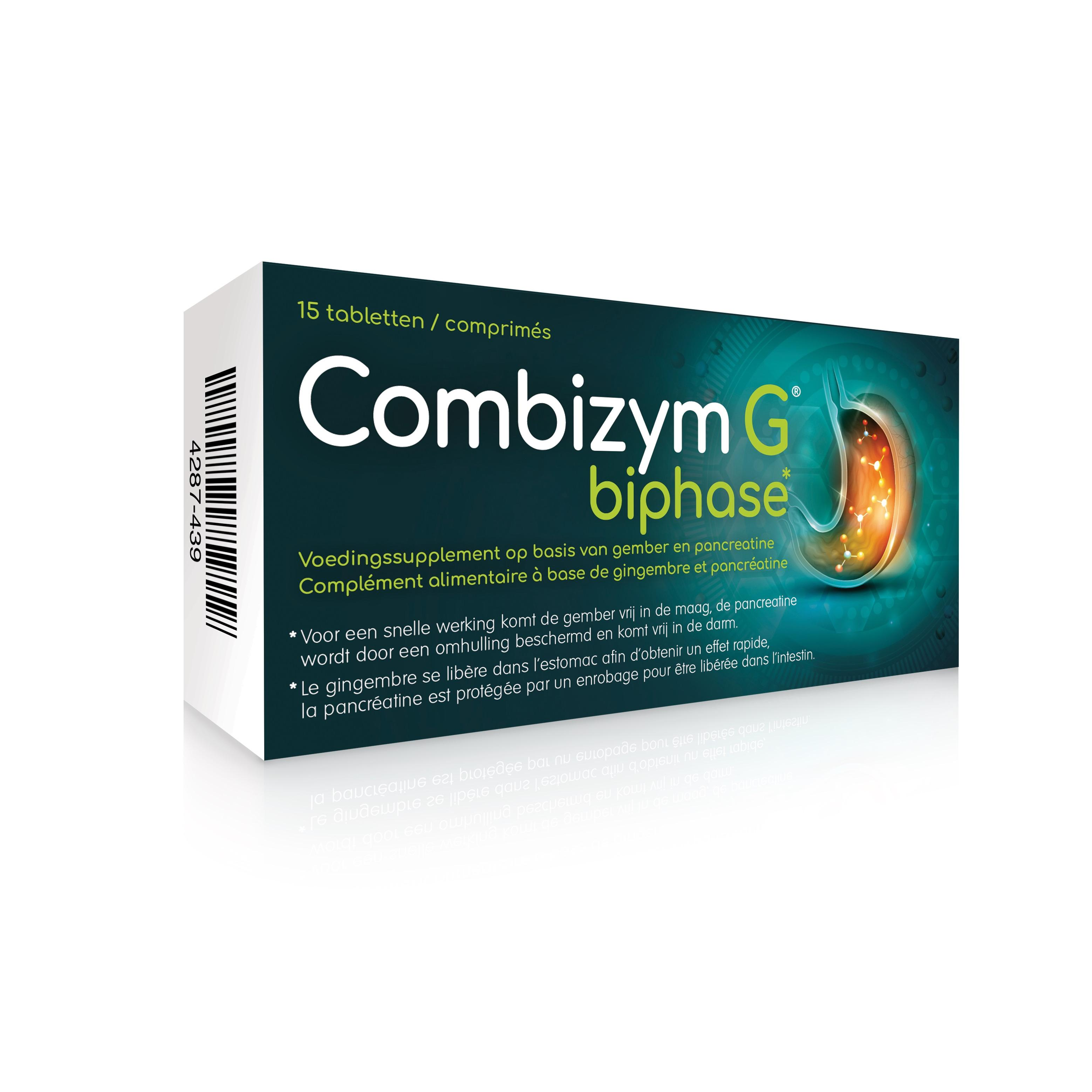 Image of Combizym G Biphase Zware maag & vertering