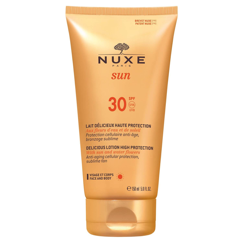 Image of Nuxe Sun Lait délicieux SPF30