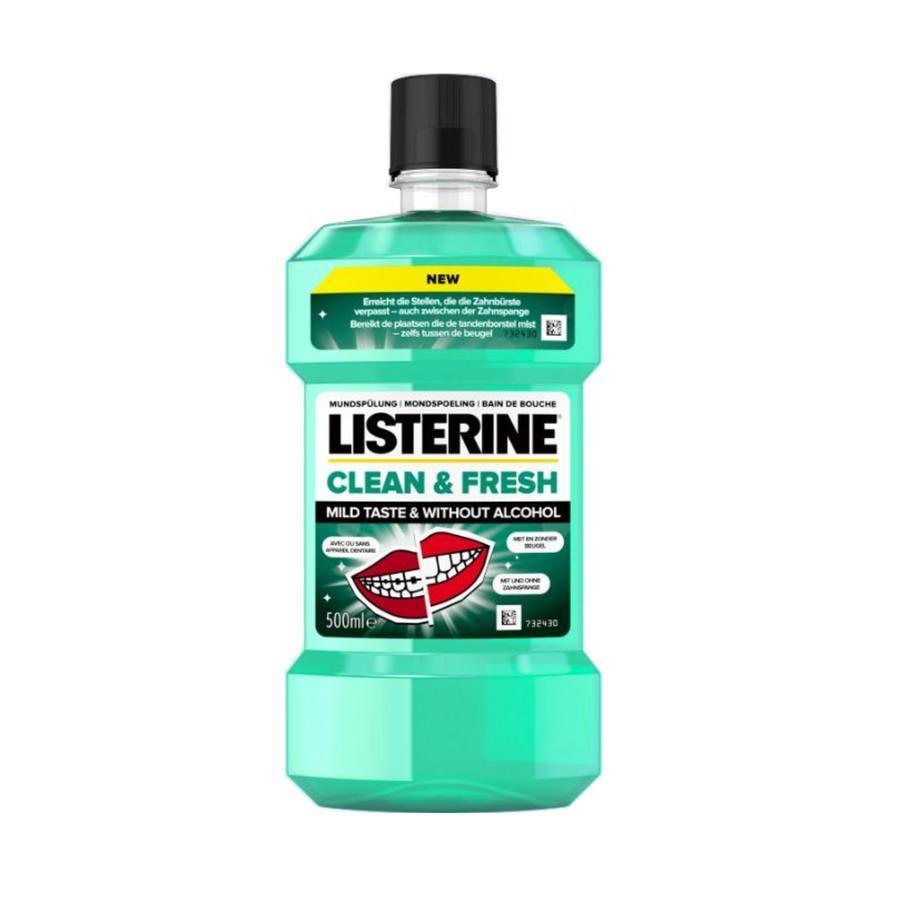 Image of Listerine Clean & Fresh