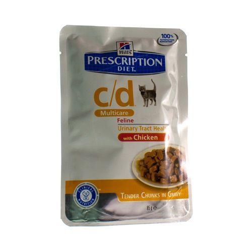 Image of Hills prescription c/d feline