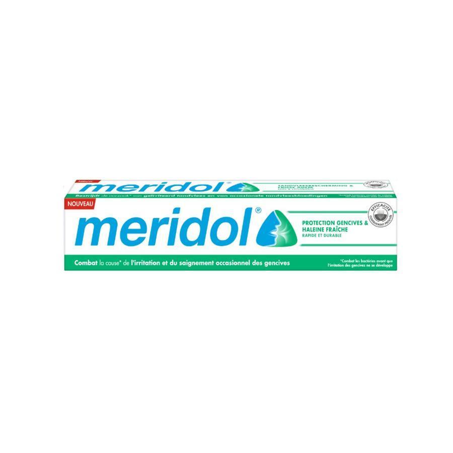 Image of Meridol Dentifrice protection gencive et haleine fraiche