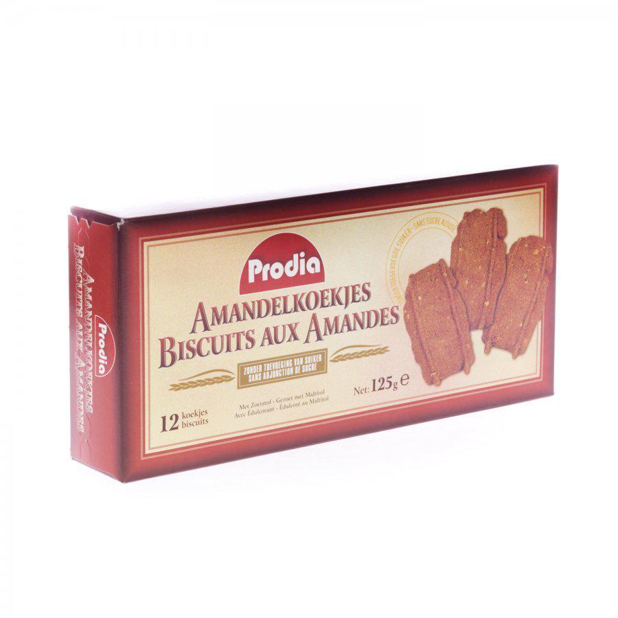 Image of Prodia biscuits aux amandes