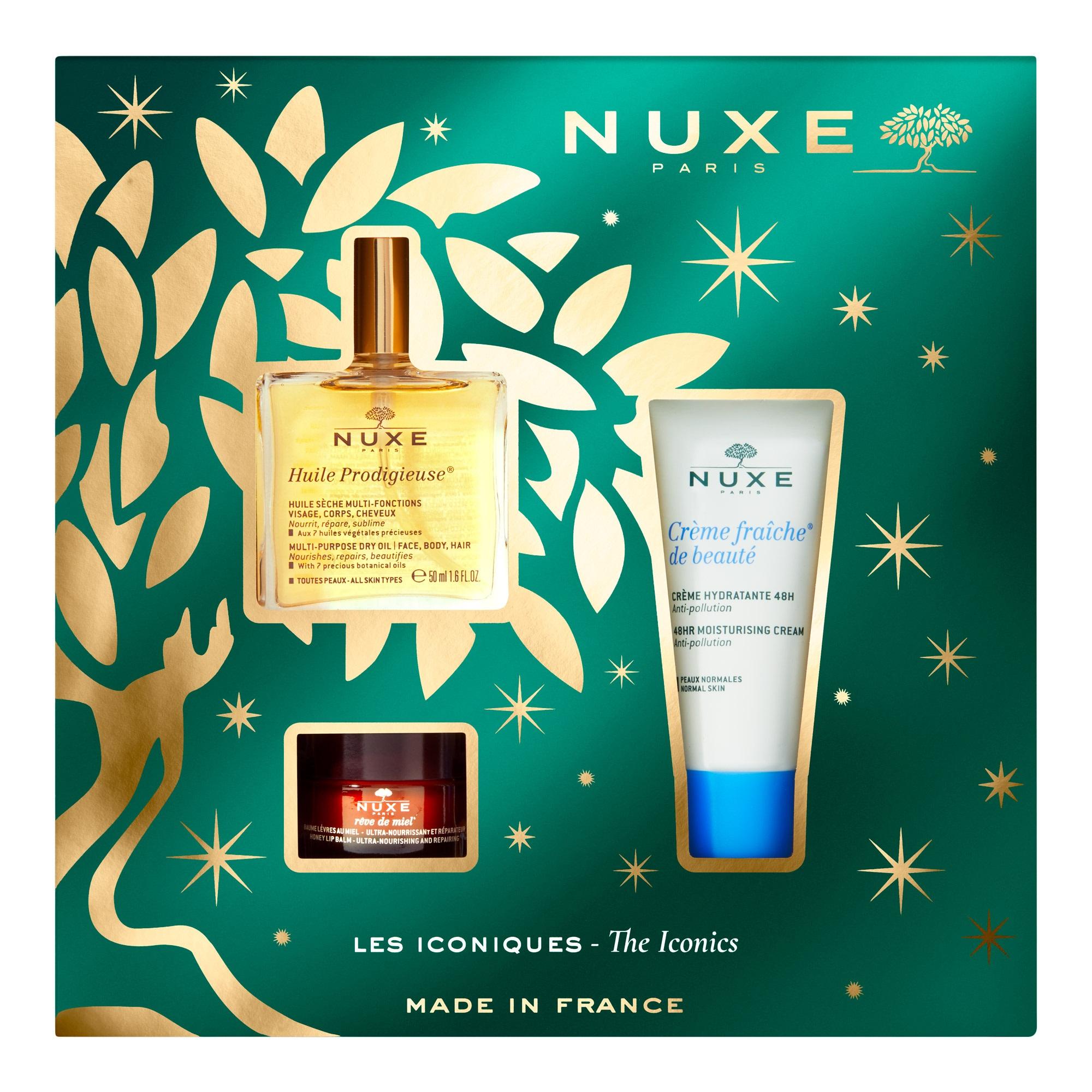 Image of Coffret de Noël Nuxe Les Iconiques Classiques