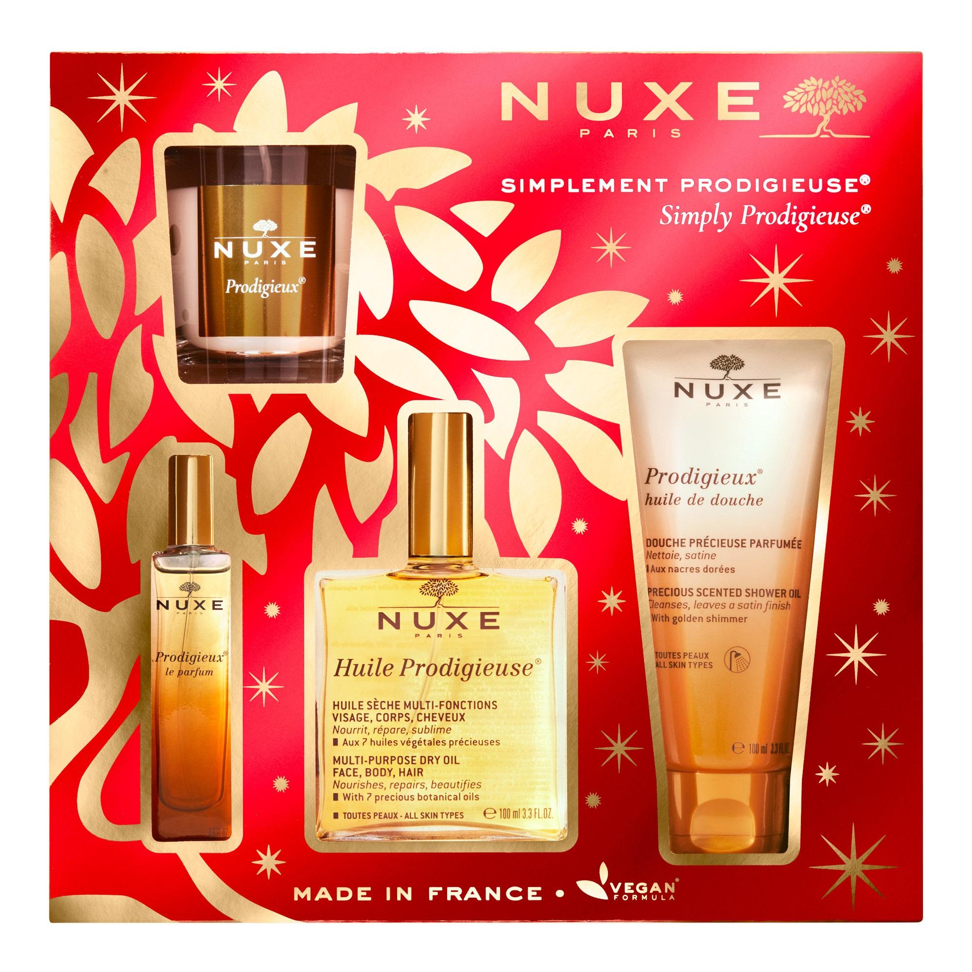 Image of Coffret de Noël Nuxe Simplement Prodigieuse