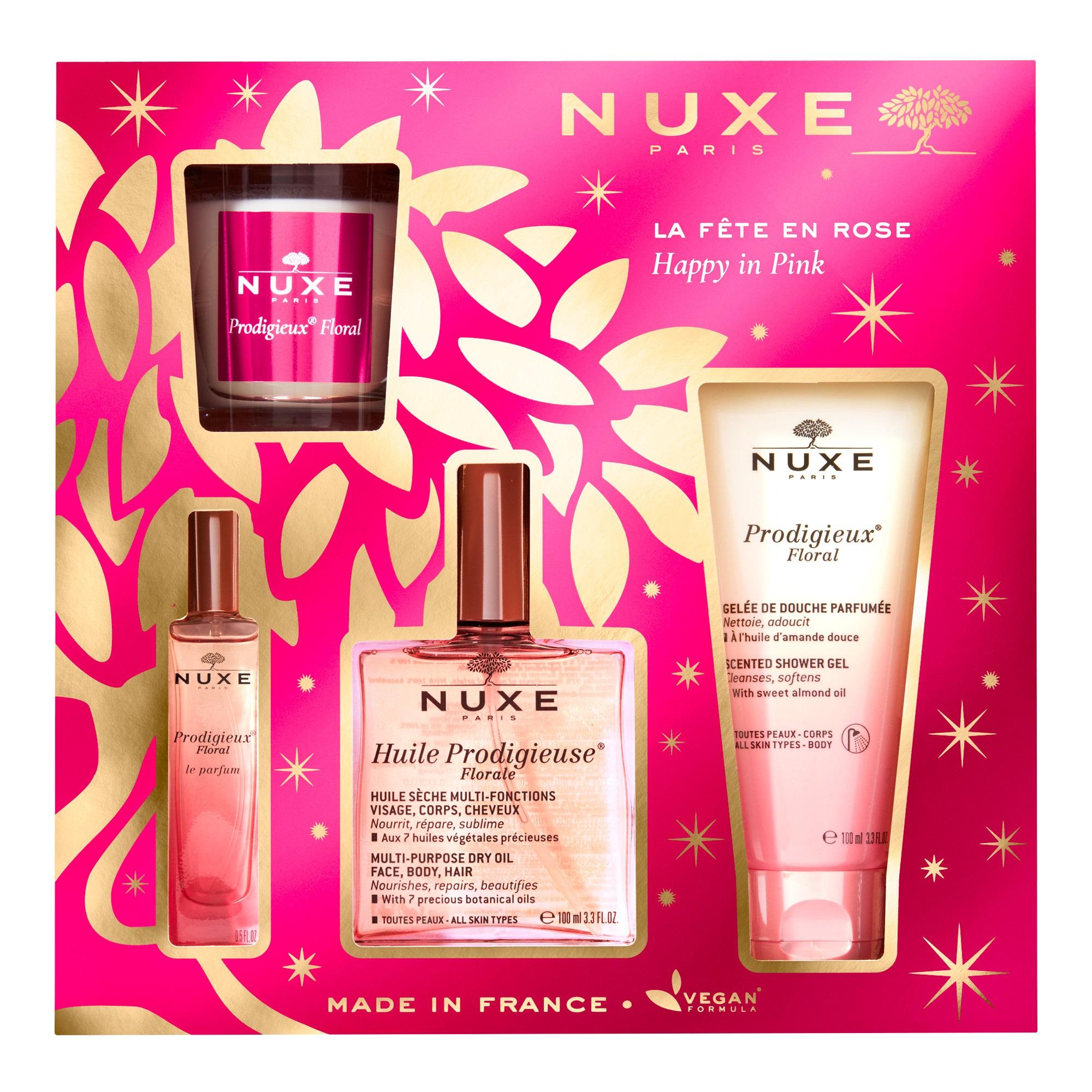 Image of Coffret de Noël Nuxe La Fête En Rose