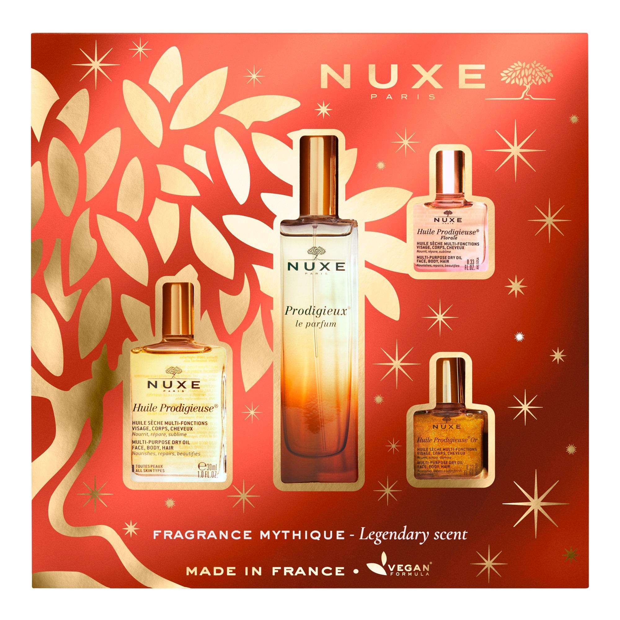 Image of Coffret de Noël Nuxe Fragrance Mythique