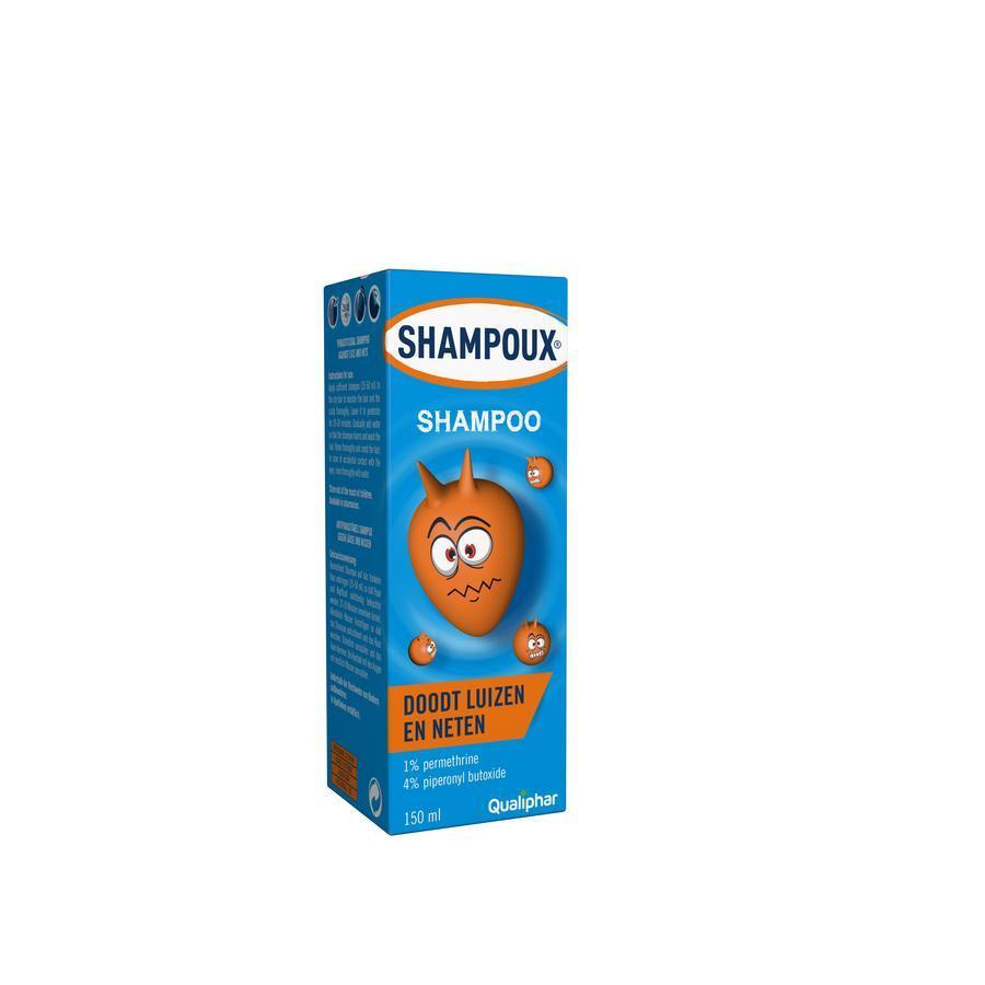 Image of Shampoux Shampoo tegen luizen en neten