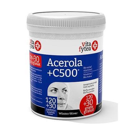 Image of Acérola vitamine C 500mg