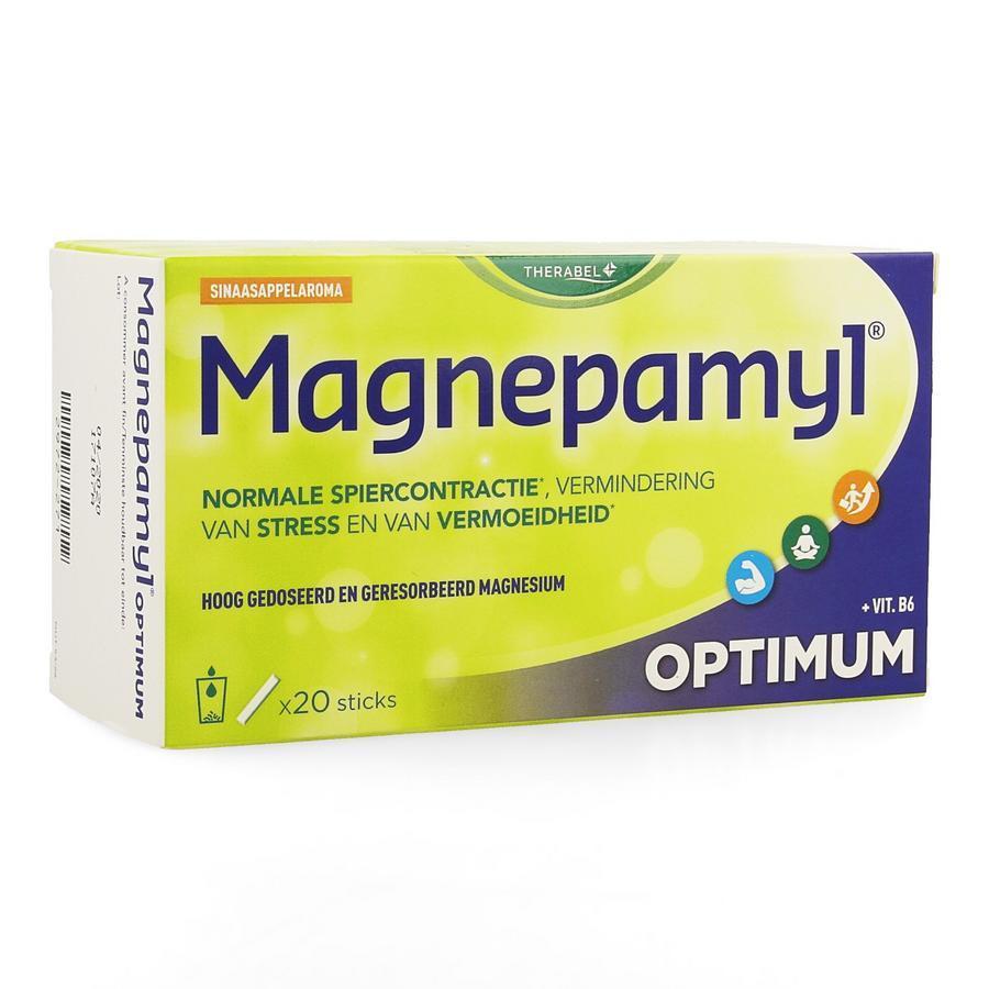 Image of Magnepamyl optimum sticks