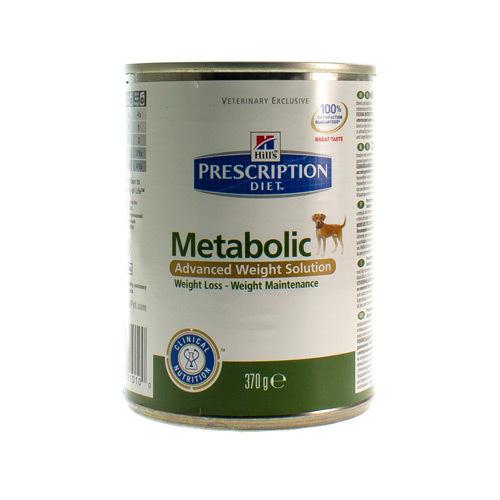 Hills Prescription Diet Metabolic hond