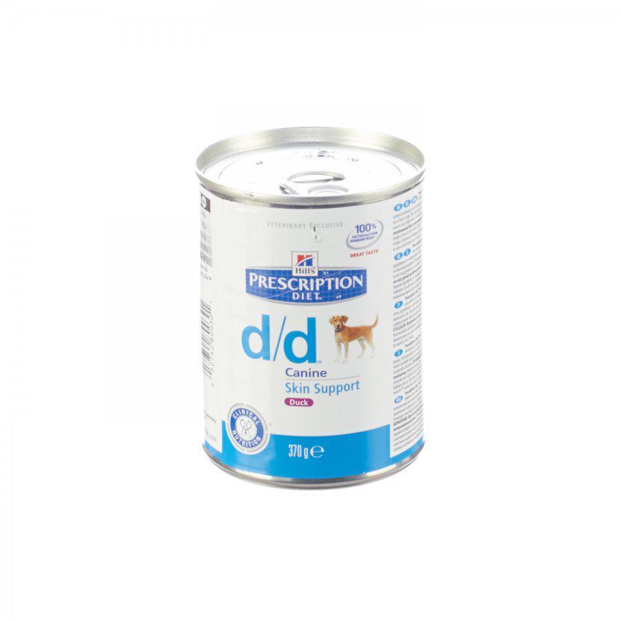 Hills Prescription D-D hond eend & rijst