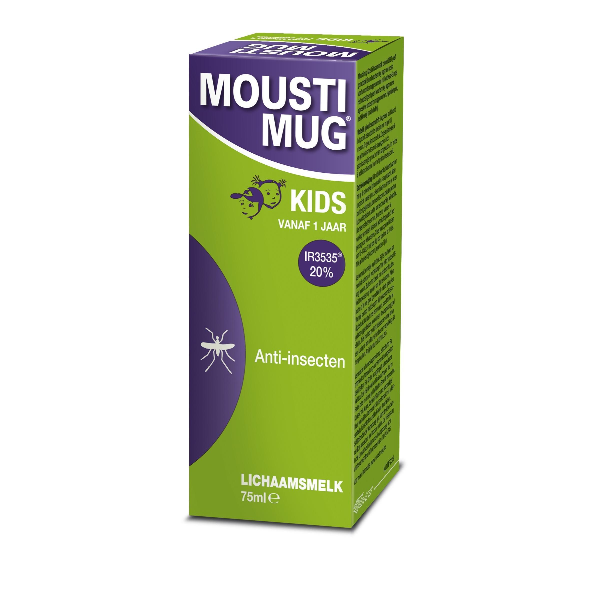 Image of Moustimug kids lait corporel