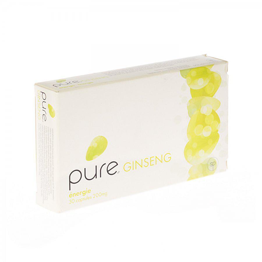 Image of Pure ginseng 200 mg