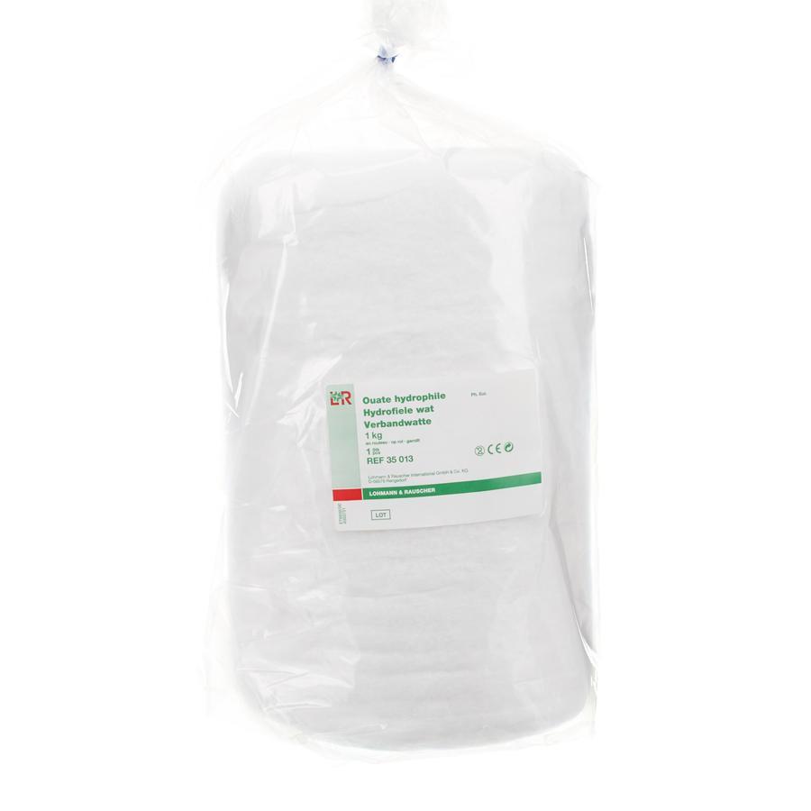 Image of Hydrofiele watten 1kg