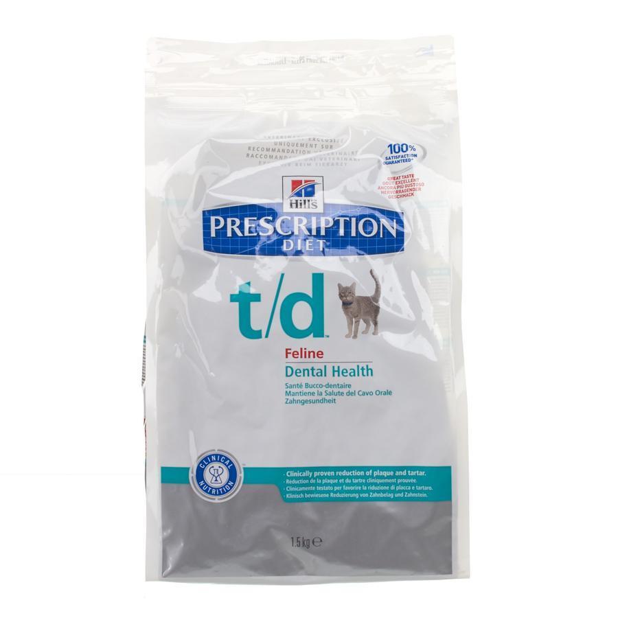 Hills Prescription T-D kat