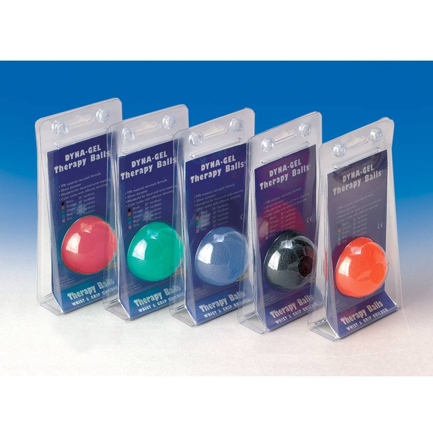 Image of Pressball bleu soft