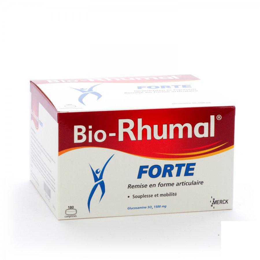 Image of Bio-Rhumal forte Merck
