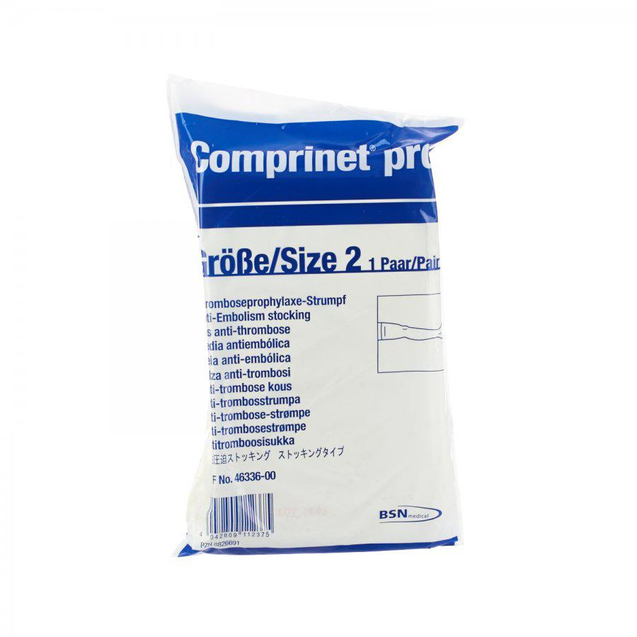Comprinet pro small long 80-97cm