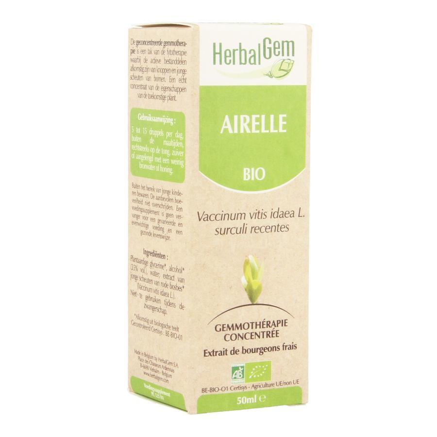 Image of Herbalgem airelle Bio