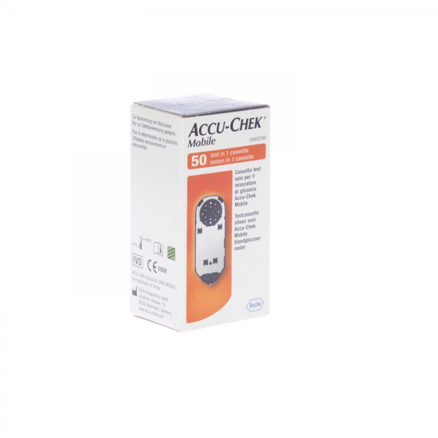 Accu-chek Mobile test-cassette