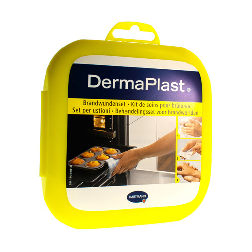 Image of Dermaplast kit brandwonden