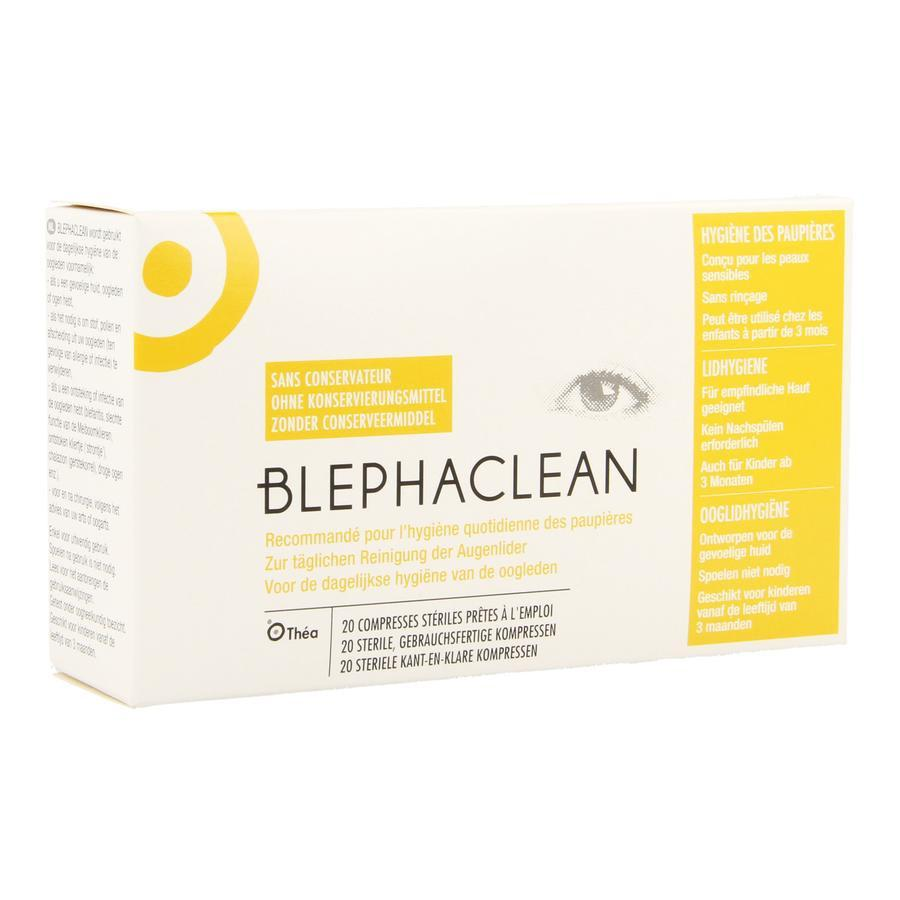 Image of Blephaclean kompressen