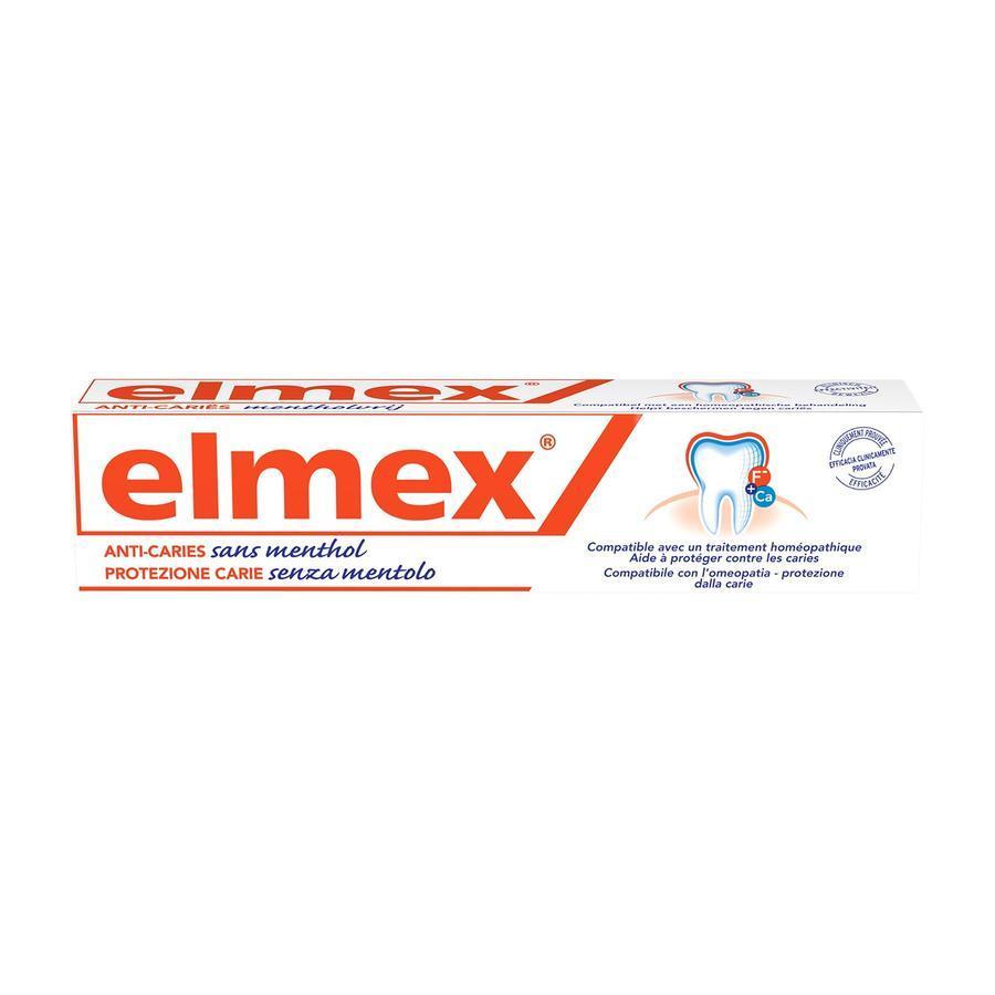 Image of Elmex denifrice sans menthol