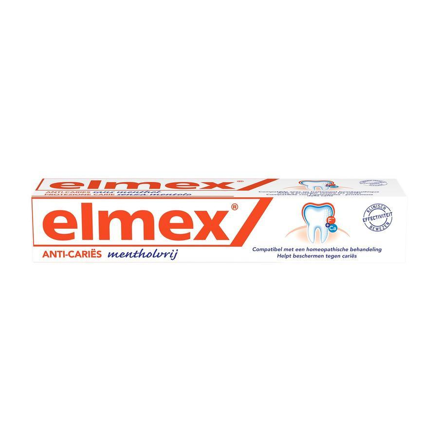 Image of Elmex Anti-cariës mentholvrije tandpasta